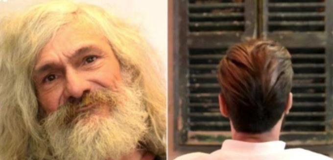 Homeless Man Receive an Awe-Inspiring Makeover