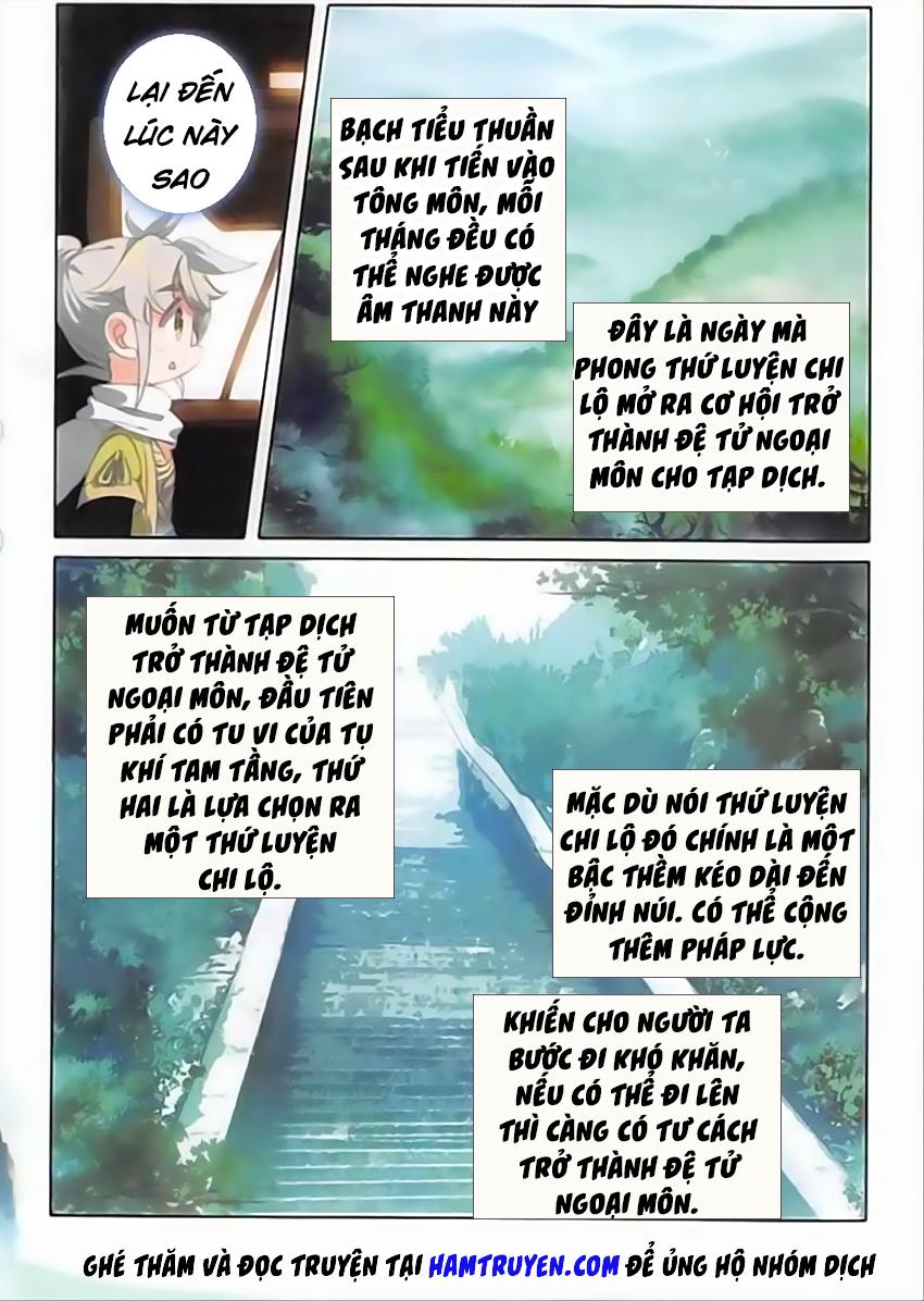 Nhất Niệm Vĩnh Hằng Chapter 8 video - truyenmh.com