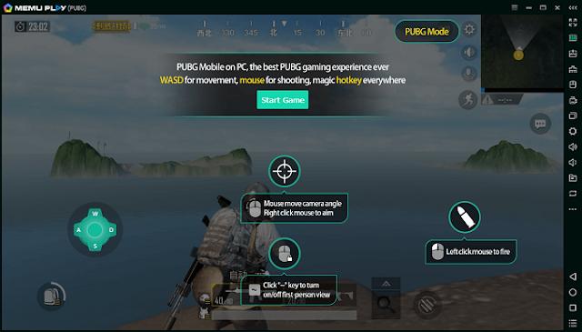 أفضل محاكي لتشغيل لعبة  PUBG Mobile على جهاز الكمبيوتر مجانا