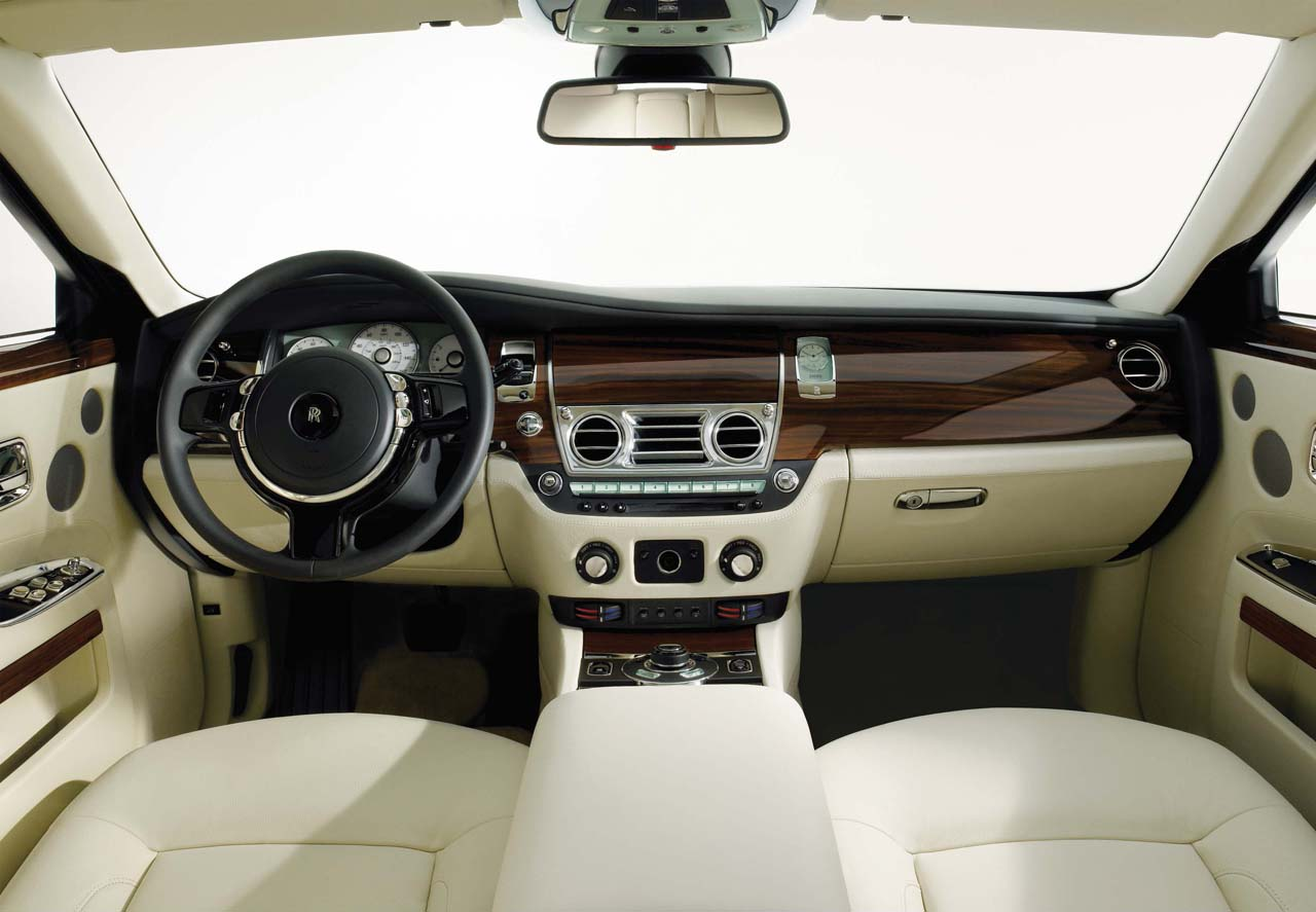 Rolls royce car models for Rolls royce ghost interior
