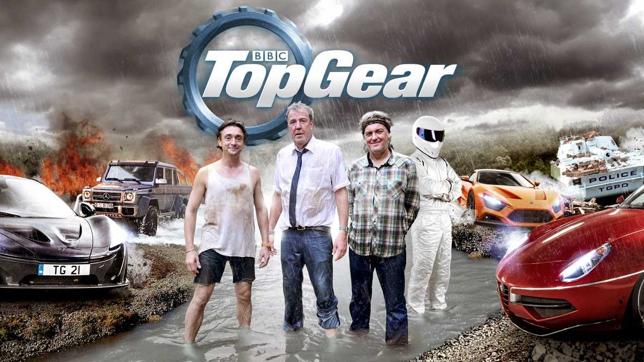Top Gear in deep water