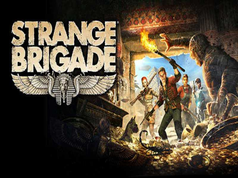 Download Strange Brigade Game PC Free on Windows 7,8,10