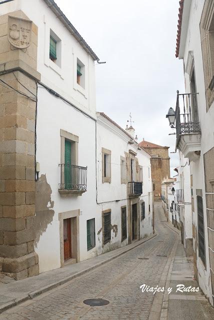 Casa Palacio de los Oviedo, Alcántara
