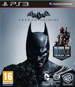 BATMAN ARKHAM ORIGINS SPECIAL EDITION PS3 TORRENT