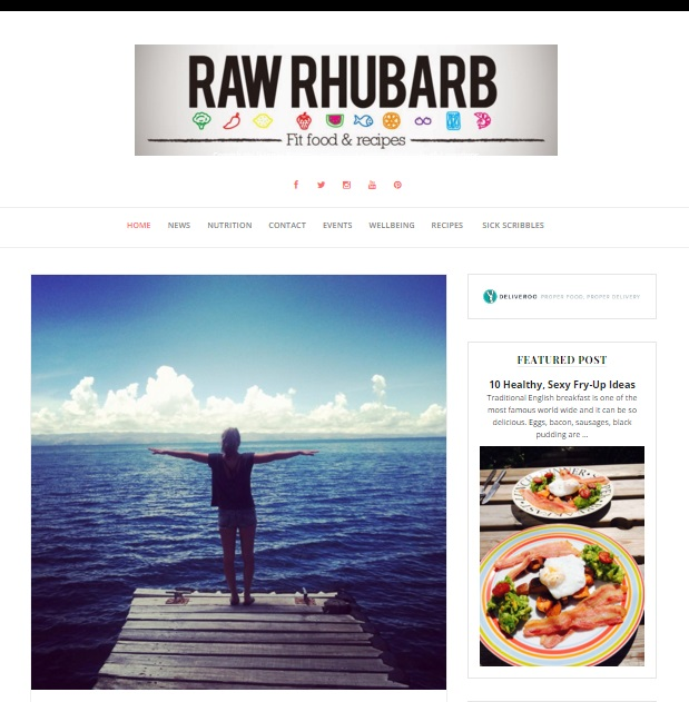 6 Blogs To Indulge In This Weekend Raw Rhubarb