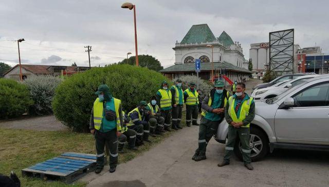 Trabajadores Servitrans