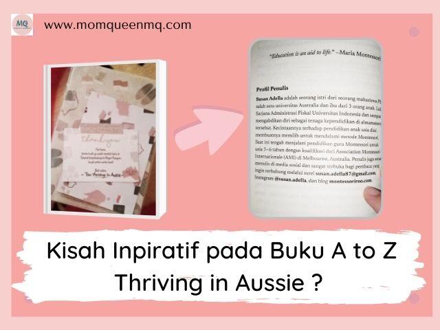 A to Z Thriving in Aussie
