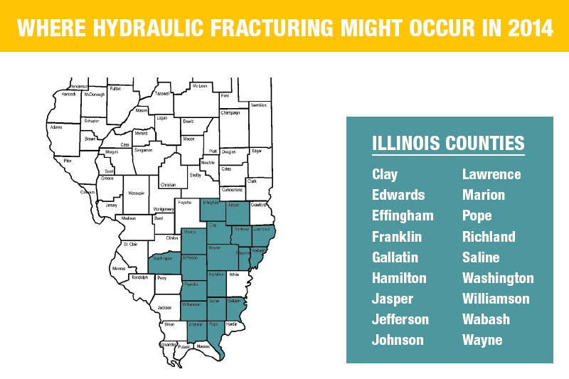 Fracking In Illinois Map.Illinois State Representative John Cavaletto Appeals Court Upholds