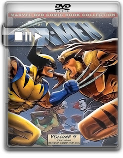 X-Men: Animated Series 4ª Temporada Torrent - DVDRip