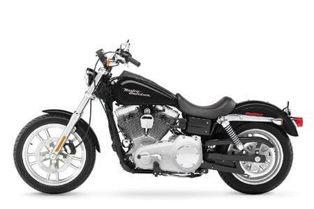 Harley Davidson FXD Dyna Super Glide 2007