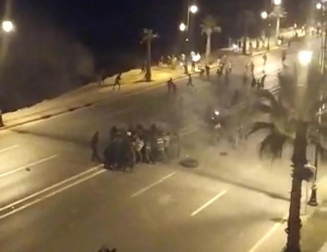 مواجهات دامية بين قوات الأمن و محتفلين بعاشوراء في زمن الكورونا