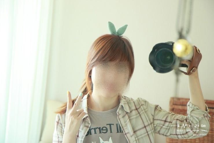 Rabbit Ears Simple Hairpin Hair Accessories