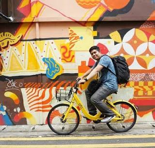 Mr. Winner Guru di SMA Kasih Karunia Jakarta: Matematika itu Asik dan Menyenangkan