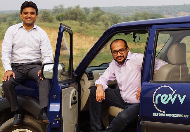 Tinuku Hyundai Motor invests in Indian car-sharing Revv