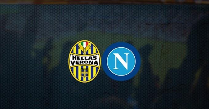 Verona - Napoli Maçı şifresiz izle 23 Haziran 2020