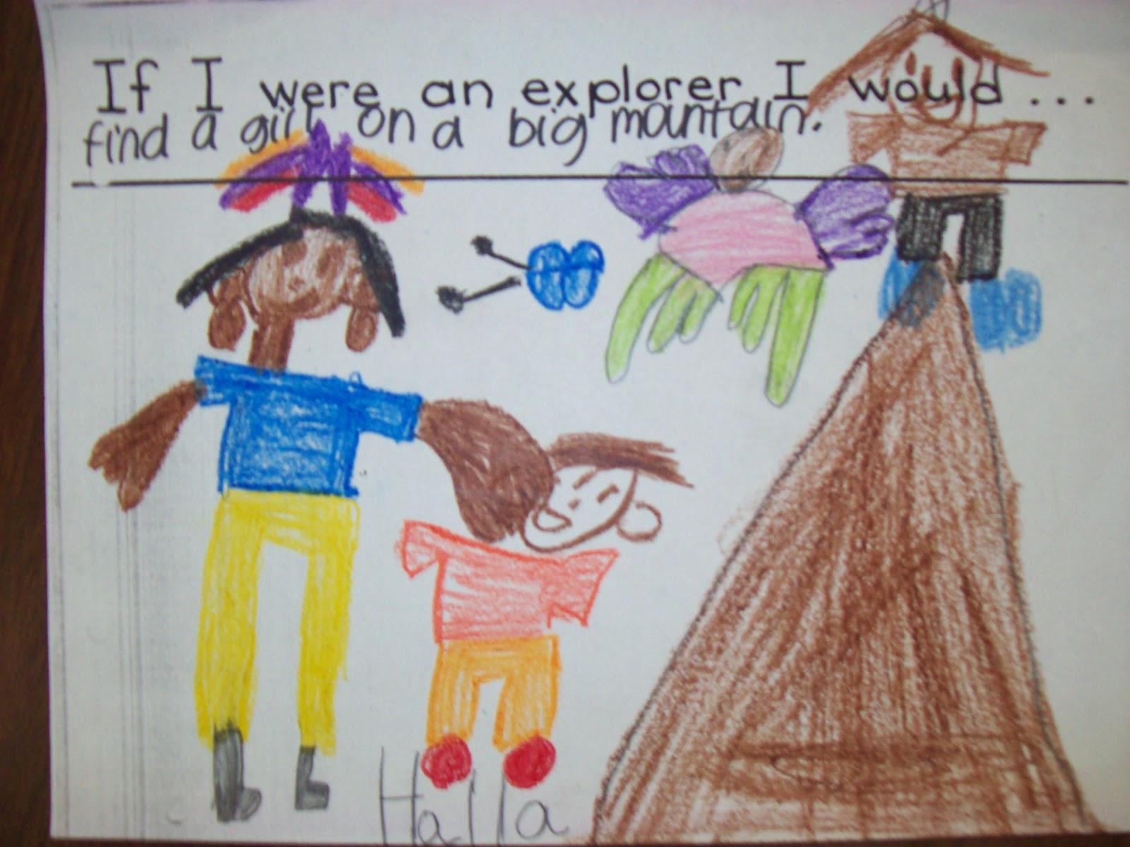 Mrs Hall S Kindergarten Fun Columbus Day Activities From