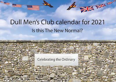 The Dull Men's Club 2021 Calendar