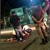 Jovem é esfaqueado após confusão no centro de Jaguarari