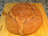 Pan redondo estilo Pagés