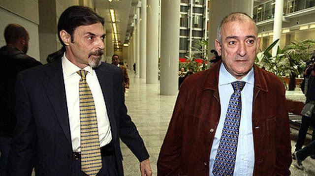 Juan Ignacio Blanco y Fernando Garcia Caso Alcasser