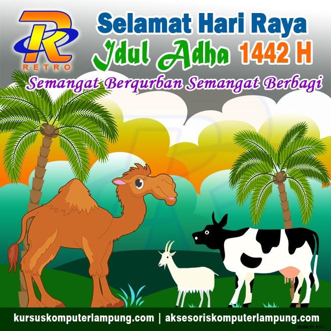 Selamat Idul Adha 1442H