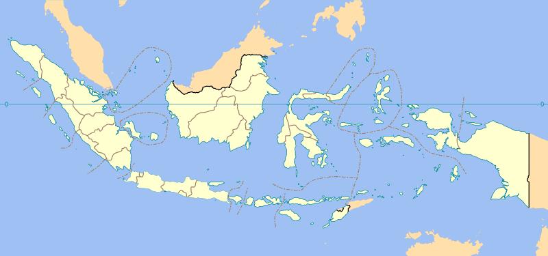 Daftar List Tempat Wisata Dari Sabang Sampai Merauke
