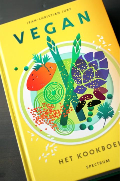 Blondie kookt for Kookboek veganistisch