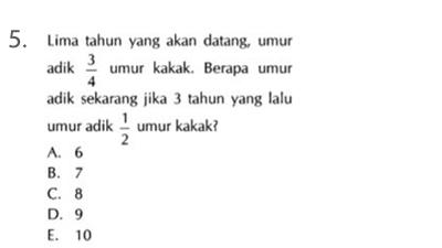 Contoh Soal TIU CPNS (5)