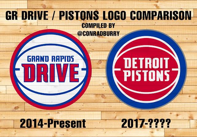 Nouveau logo 2017 Grand Rapid Drive   PistonsFR, actualité des Detroit Pistons en France