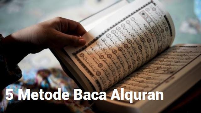 Metode Baca Alquran