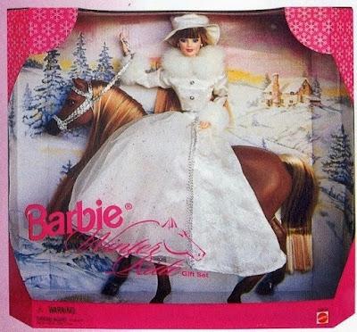 El rincón de mis muñecas: Barbie Winter Ride