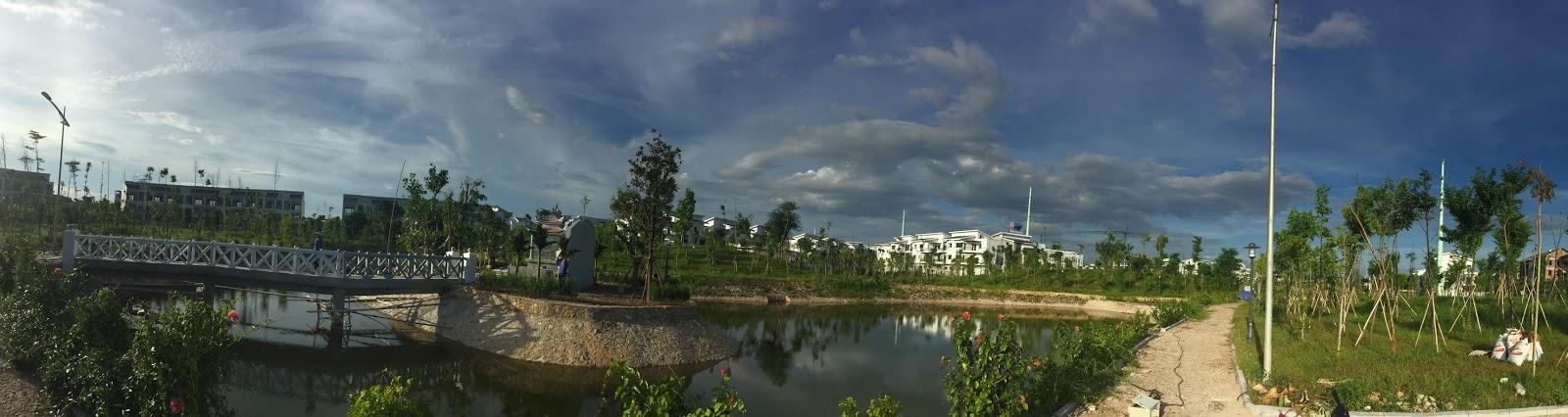 khu đô thị sinh thái foresa villa tasco xuân phương