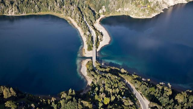 Lago Moreno em Bariloche