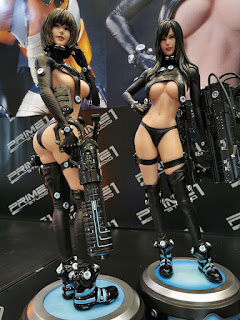 Reika y Anzu - Gantz