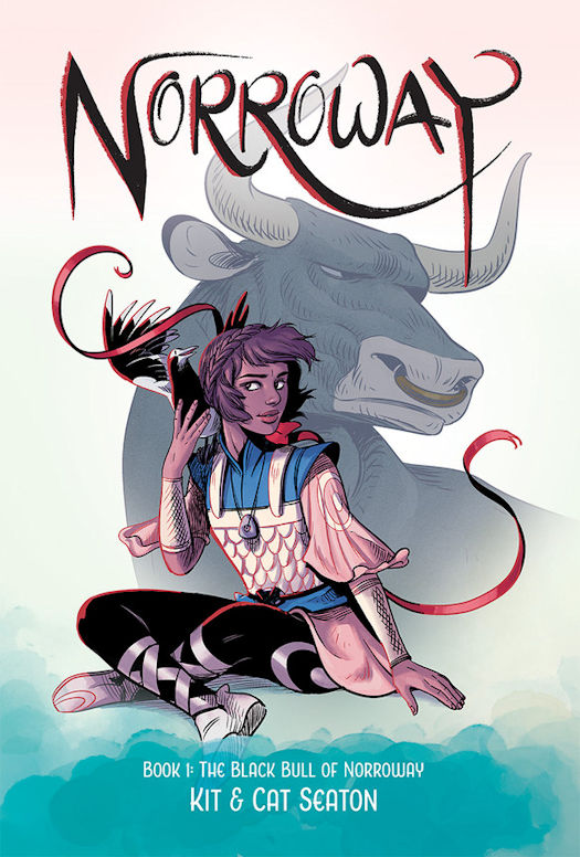NORROWAY Book Two Coming in August 2020
