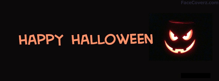 Happy Halloween Facebook timeline Cover photo - Cover ...