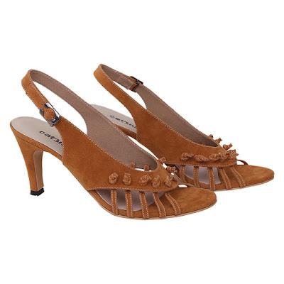High Heel Wanita Catenzo KM 066