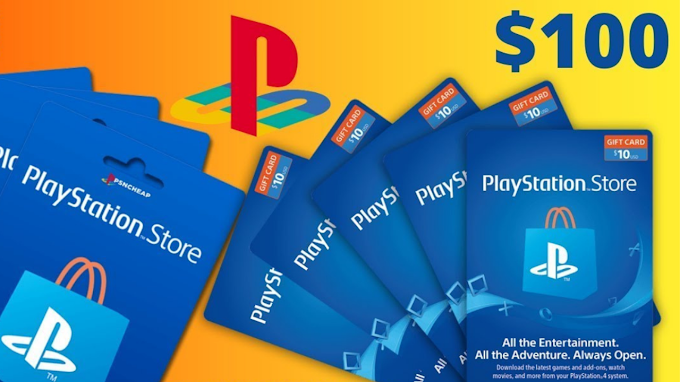 كروت psn مجانية - بطاقات PSN مجانا