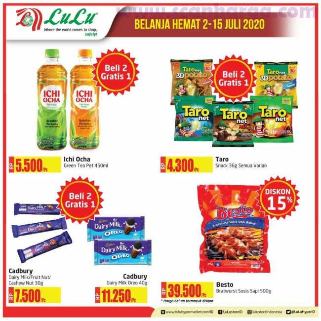 Lulu Hypermarket Katalog Belanja Hemat Terbaru Periode 2 - 15 Juli 2020 10