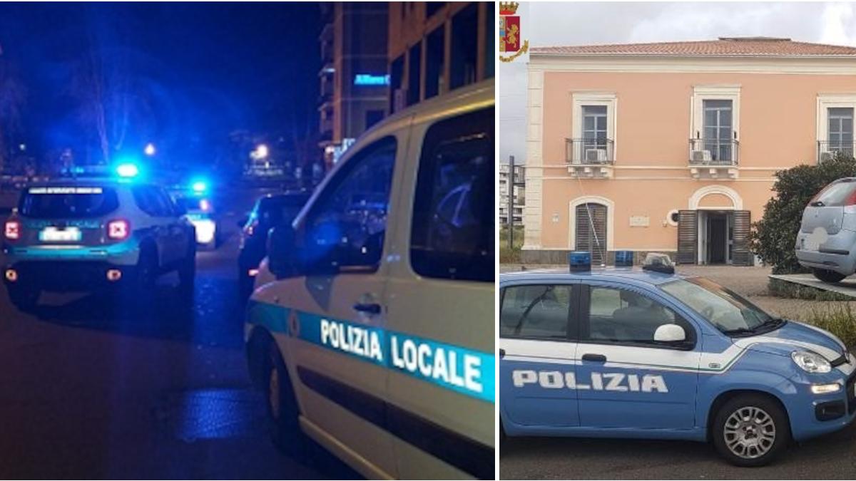 Polizia controlli anti Covid