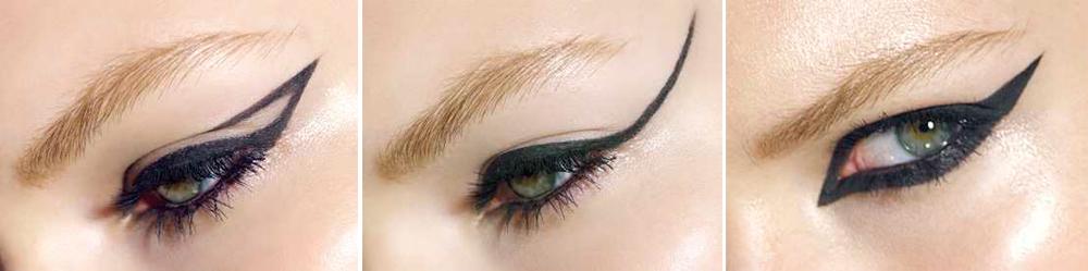 Seja criativa com a Caneta Eyeliner Jumbo The ONE da Oriflame