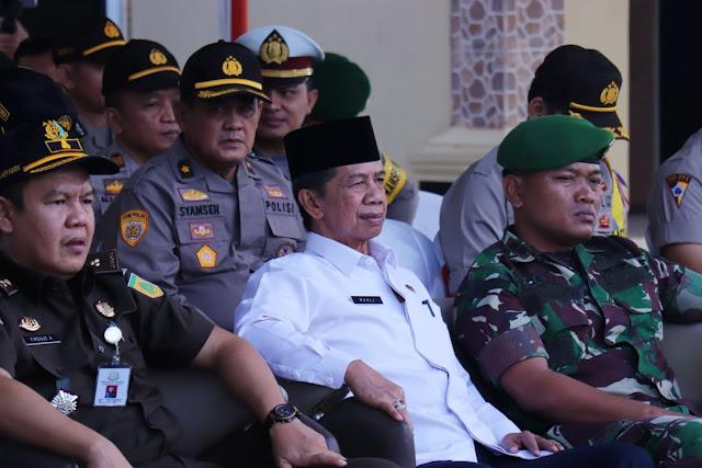 Pemkab Muba Dukung Operasi Ketupat 2019