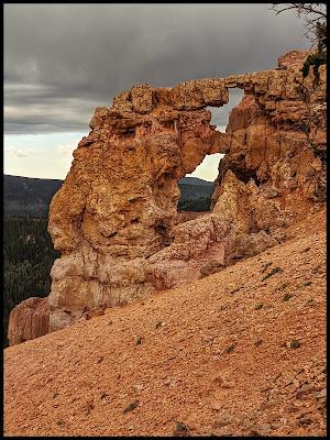 Bartizan Arch Cedar Breaks