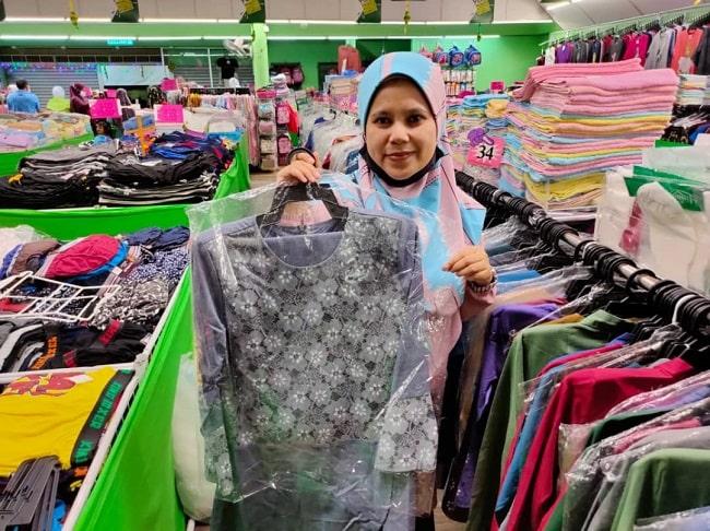 Baju Kurung Lace 2021