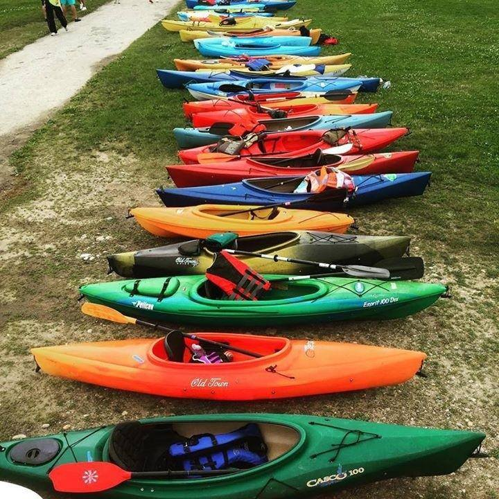 Cape Ann Camping and Kayaking 2015
