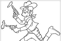 100 Malvorlagen Ausmalbilder Vorlagen Cowboy Cowboys Indianer Window Color eBay