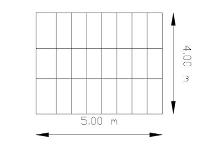 Plafon, rangka, rumah, volume