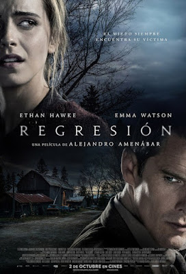 Regression com Emma Watson e Ethan Hawke