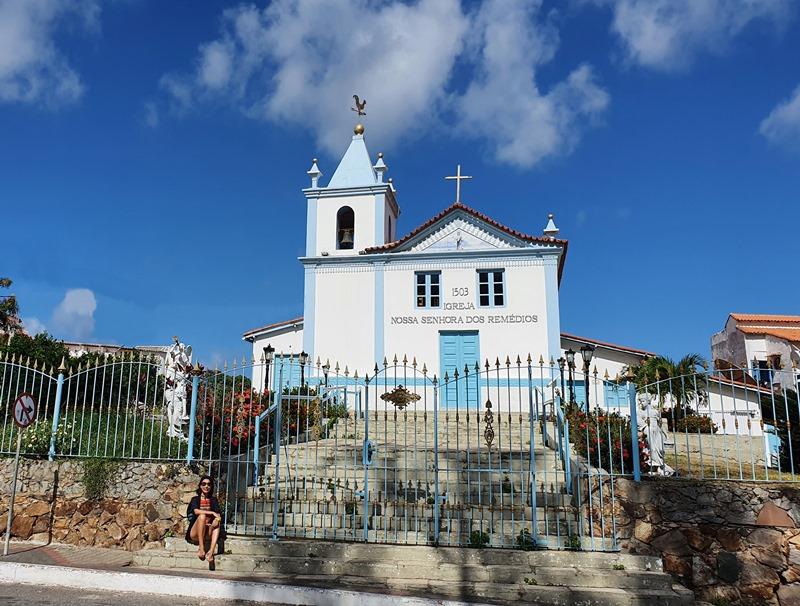 Arraial do Cabo centro histórico