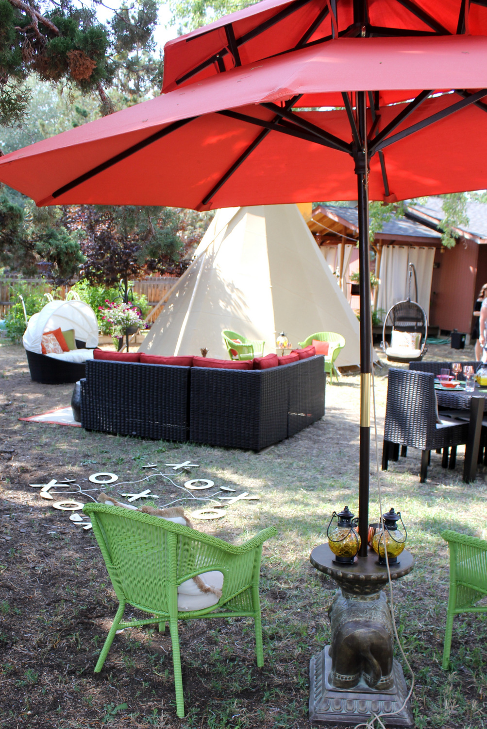 Here Are Some Of My Favorite Outdoor Entertaining Tips